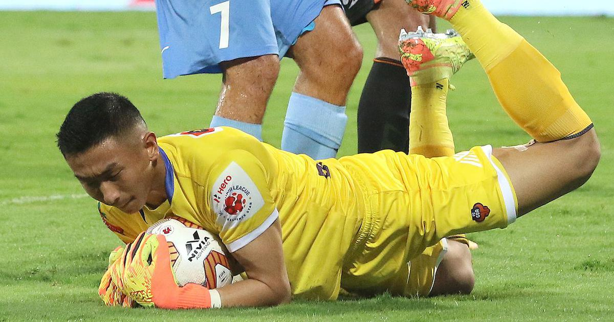 AFC Champions League: FC Goa's Dheeraj Singh tops saves charts after group stage in west zone
