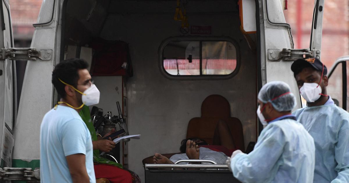 Coronavirus: Delhi government caps price of private ambulance services