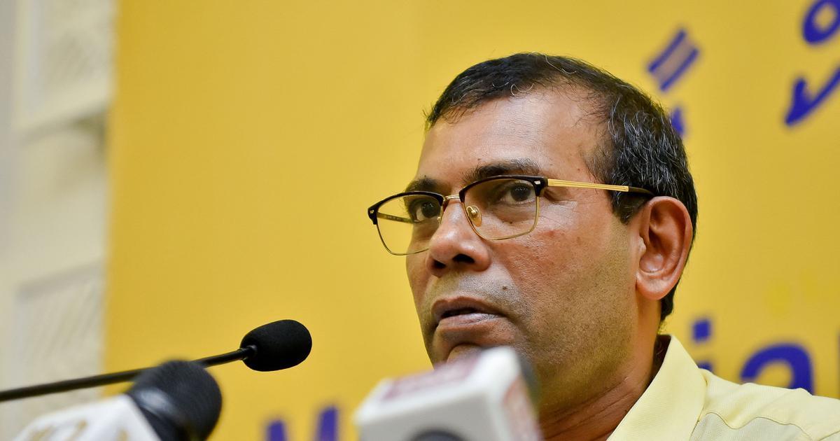 Former Maldives President Mohamed Nasheed injured in blast outside his home