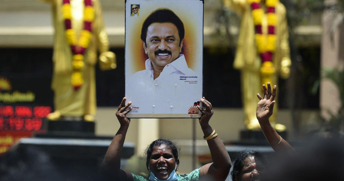 How Tamil Nadu voted in 28 charts: DMK won a clean victory but AIADMK remained competitive adversary