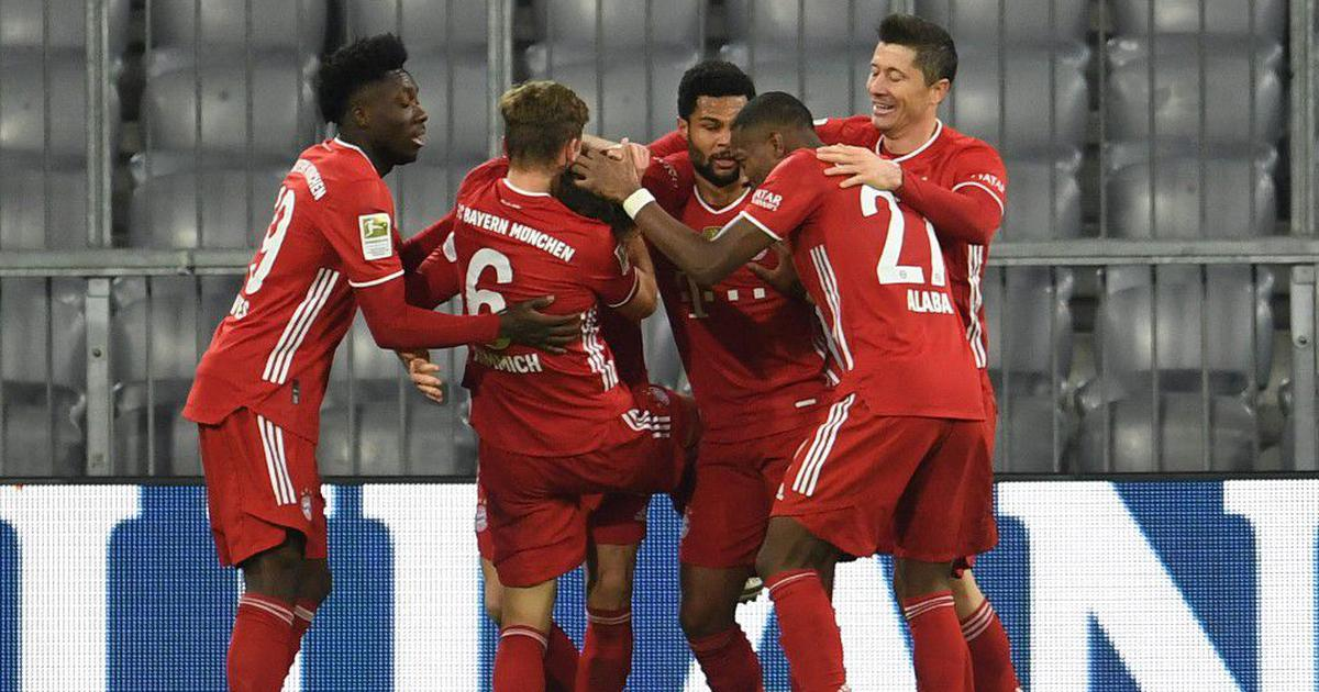 From 2013 to 2021: German giants Bayern Munich win ninth straight Bundesliga title, tributes pour in