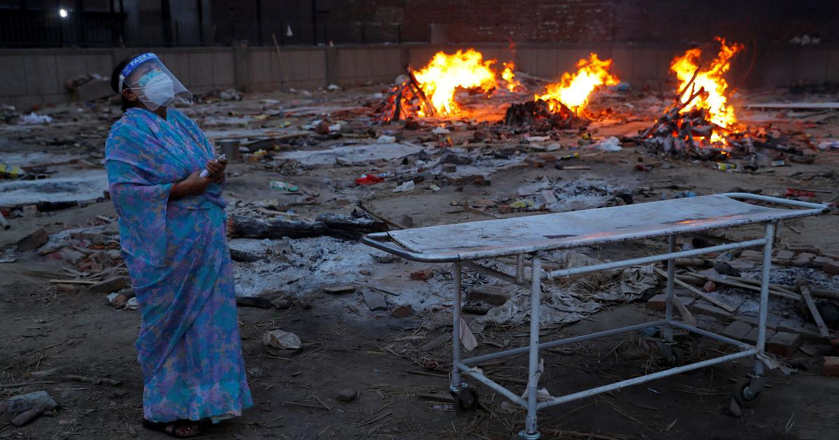 'Each burning pyre is an unspeakable horror': One researcher's account of India's Covid-19 crisis