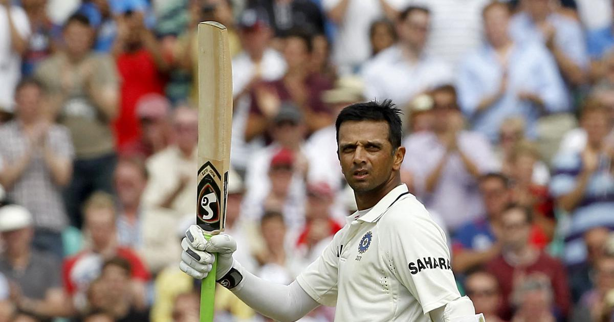 Pause, rewind, play: The 2011 England series when Rahul 'The Wall' Dravid stood so tall