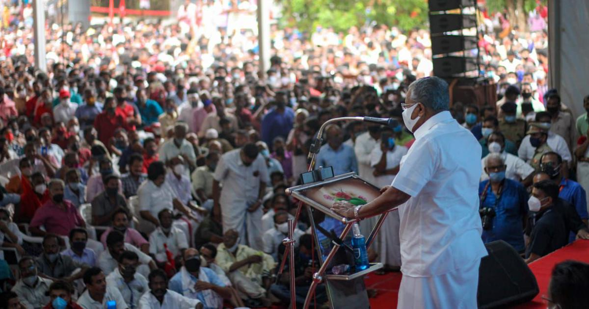 30 charts dissecting the Kerala verdict: LDF victory comes against backdrop of Congress decline