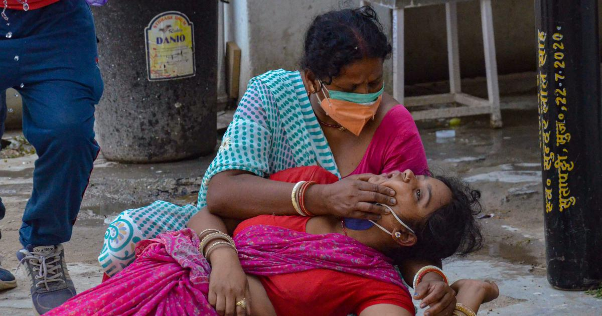 Covid-19 in maps: Public hospitals in most Bihar districts lack ICU support as second wave hits