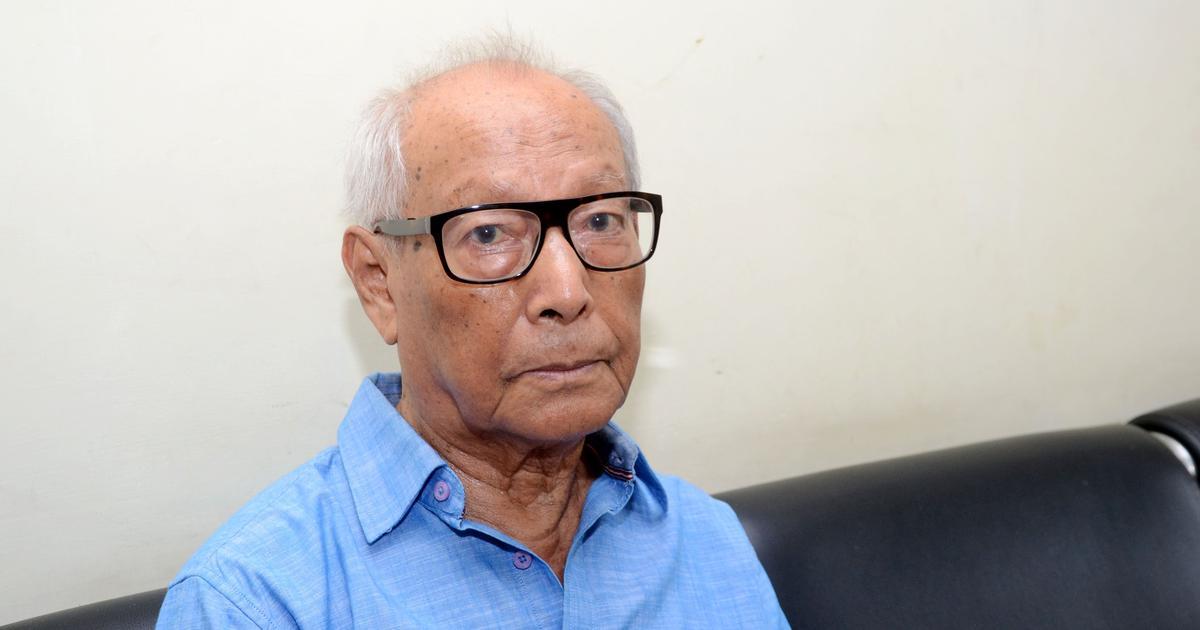 Homen Borgohain (1932-2021): Remembering the Assamese writer with his greatest novel, 'Matsyagandha'