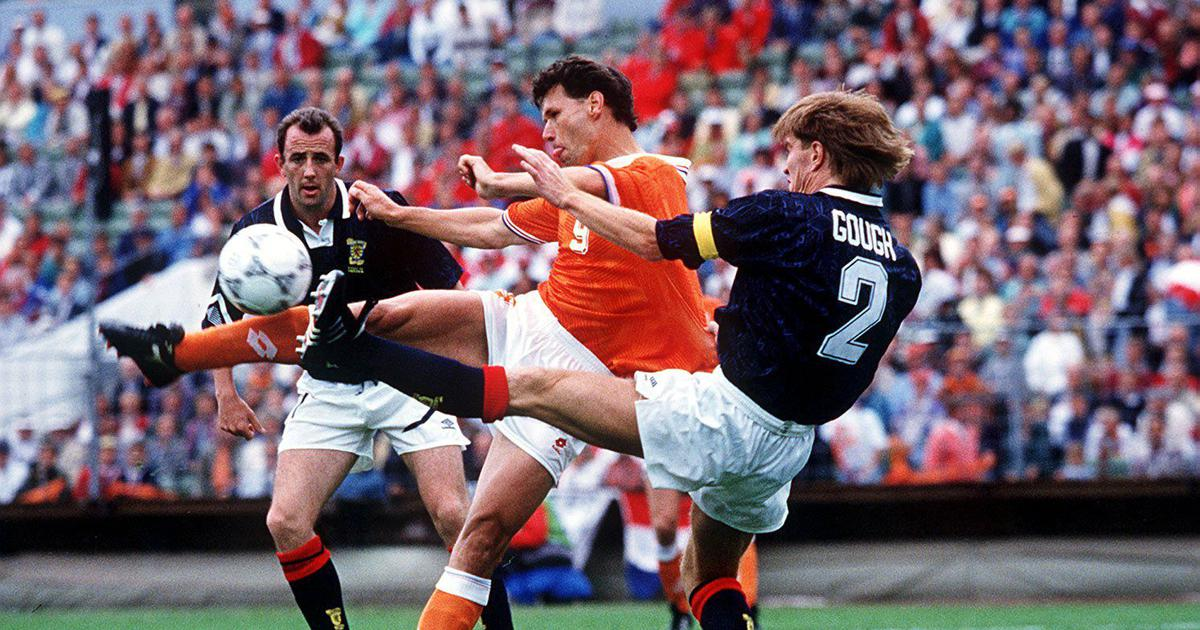 Pause, rewind, play: Marco van Basten, Euro 1988, and the greatest moment in Dutch football history