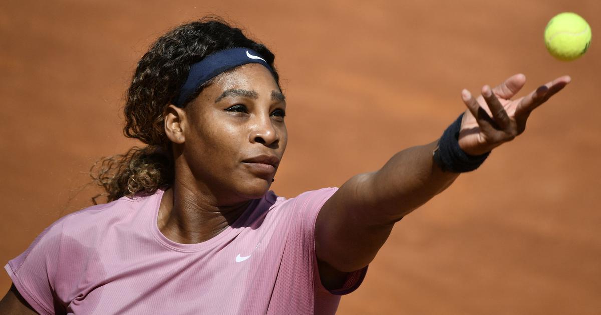 Tennis: Serena Williams gets first clay win of the season at WTA Parma