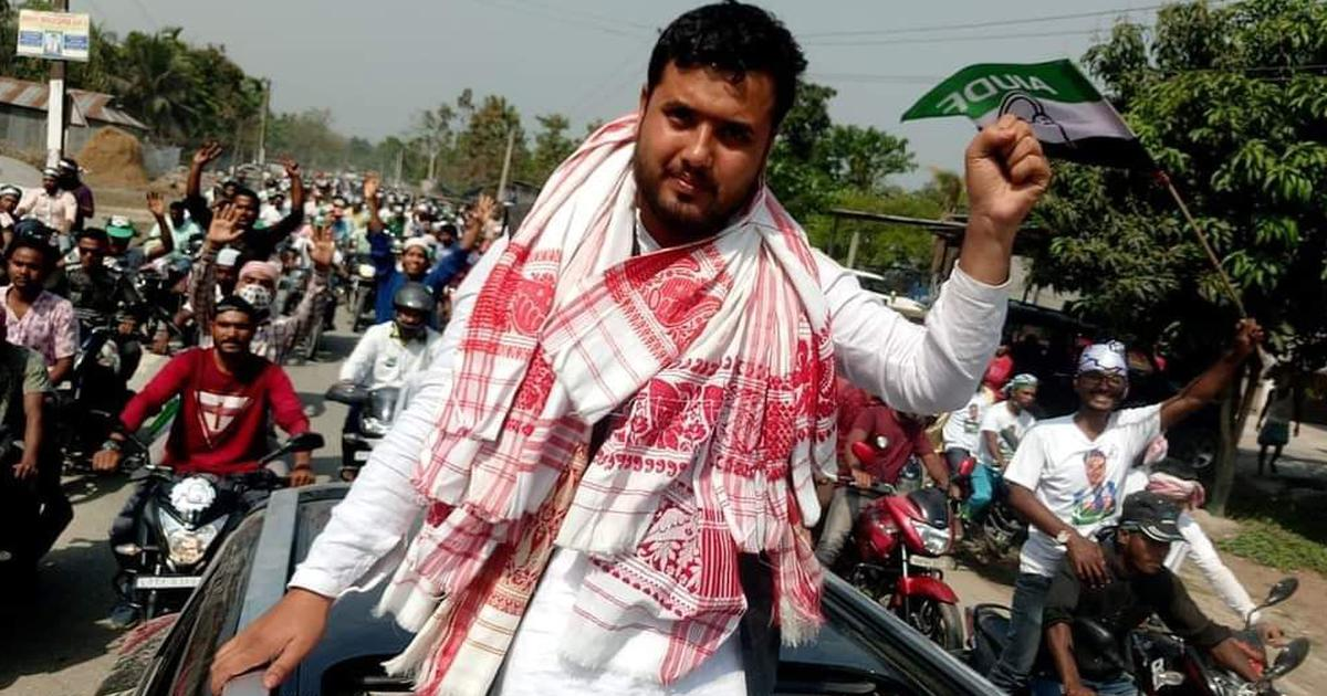 Assam's youngest legislator shows how elections can be won even with truth, love and poetry