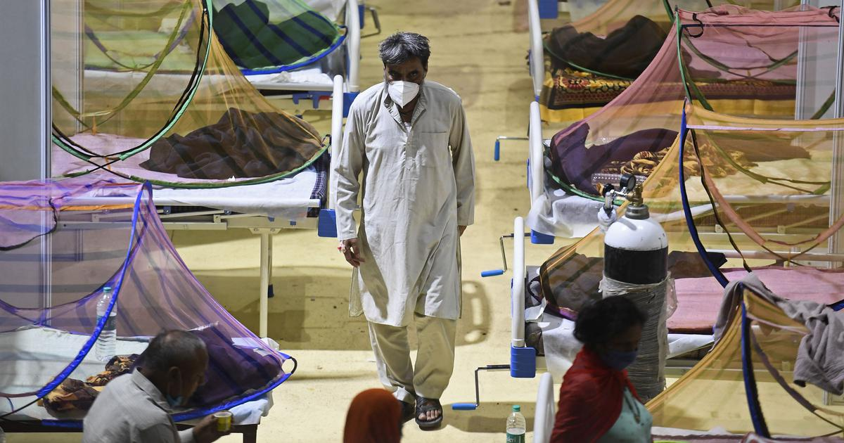Coronavirus: Delhi registers 213 new infections – lowest in more than three months