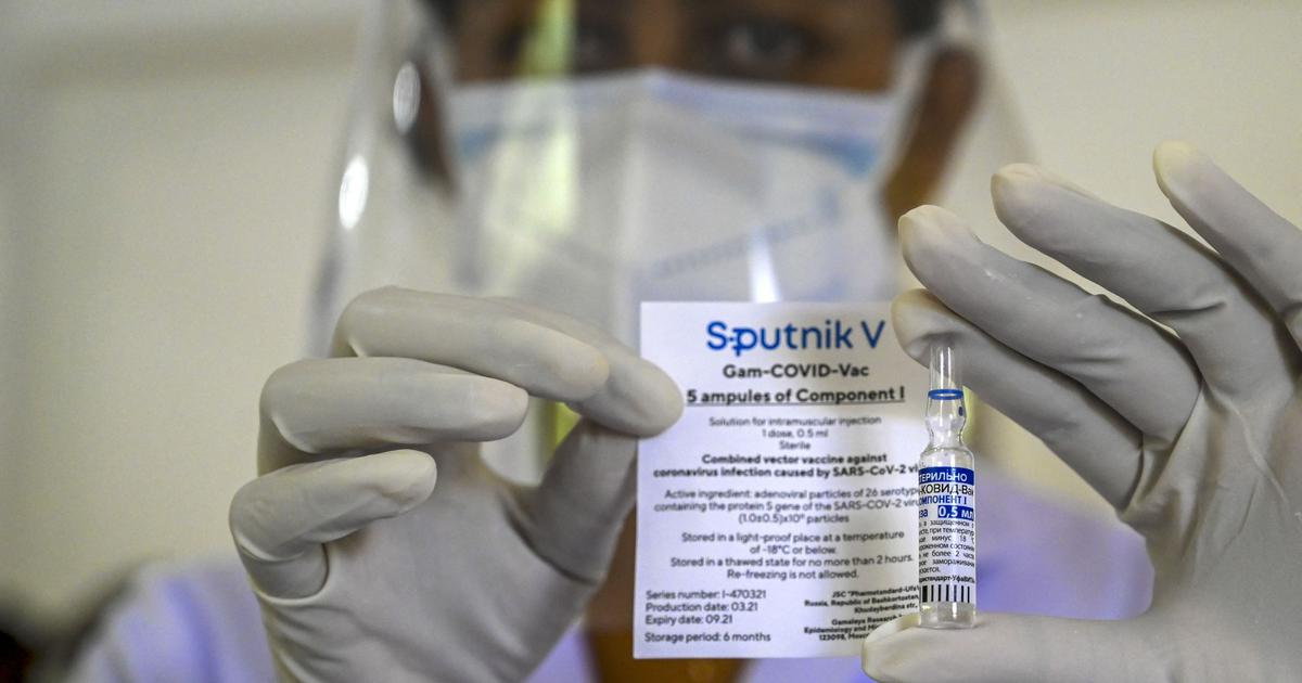 Dr Reddy's launches Sputnik V vaccine in India at Rs 995 per dose, administers first shot