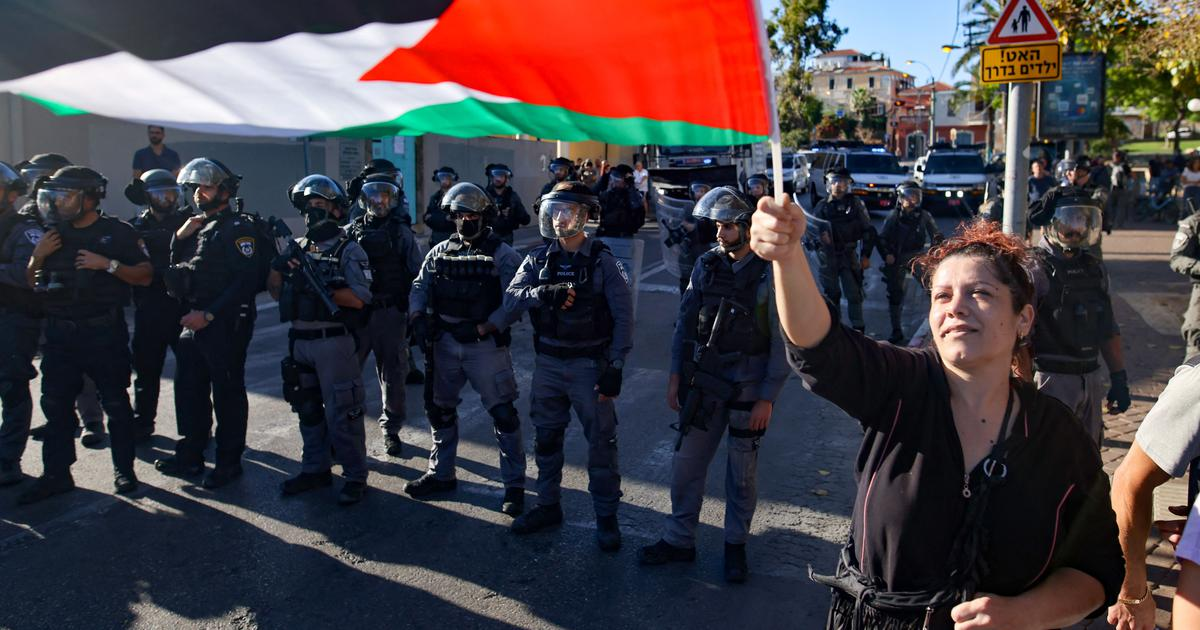 As the Palestinian minority takes to the streets, Israel is having its Black Lives Matter moment