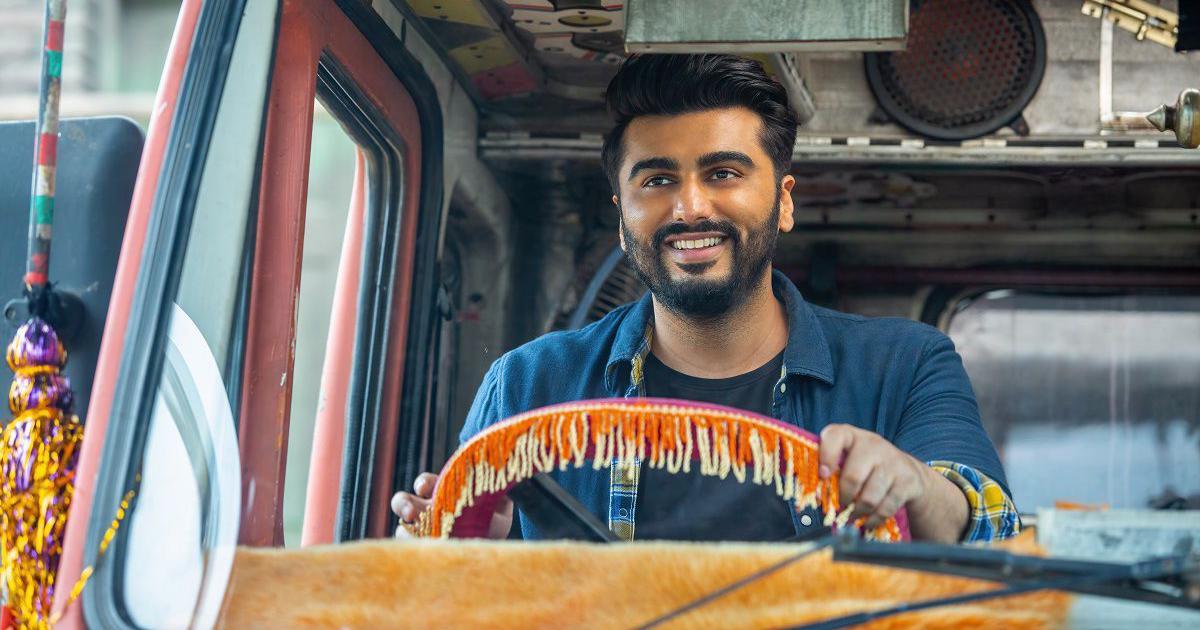 'Sardar Ka Grandson' review: A comedy as broad as a truck's backside