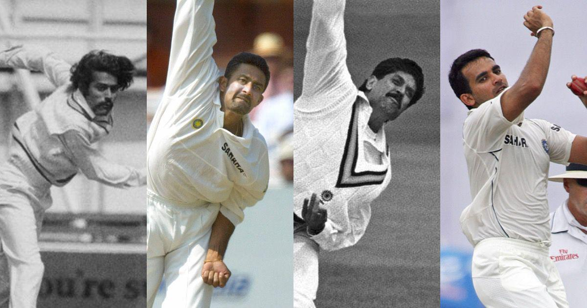 Data check: The best bowling performances by Indians in a Test series in England