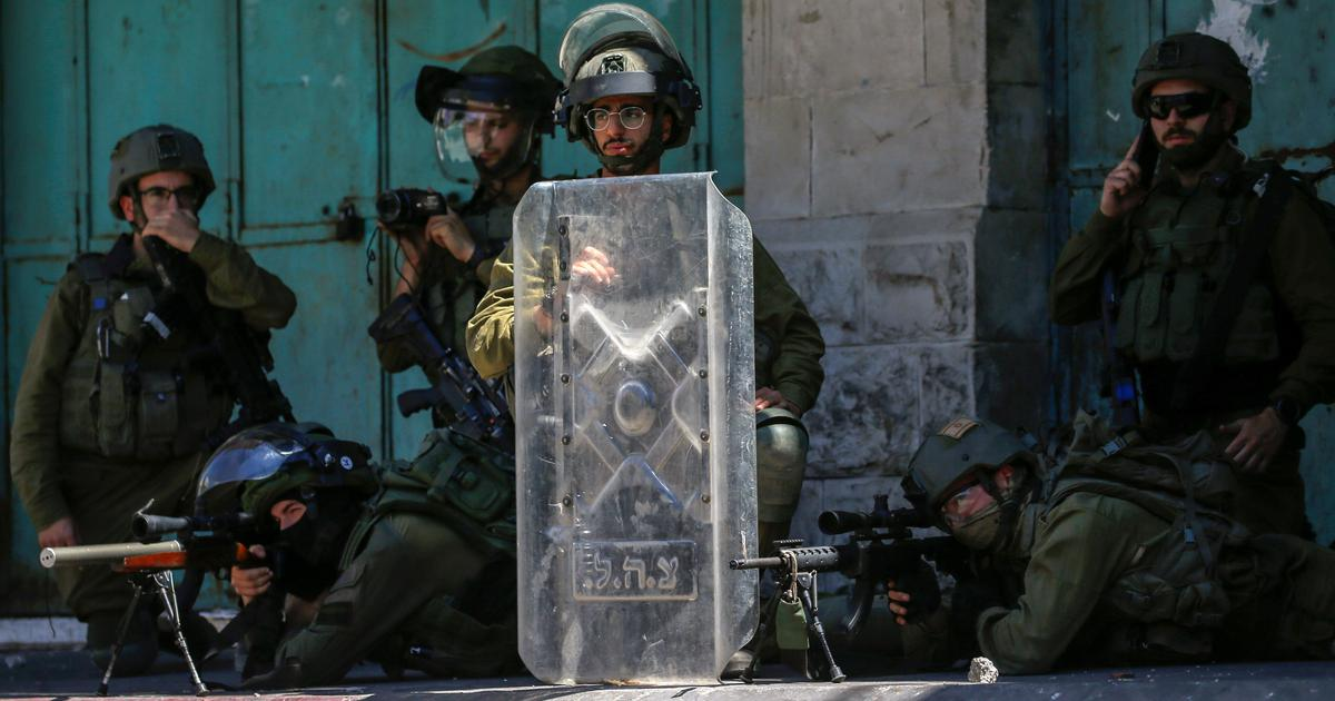 No matter how powerful Israel's military gets, it can't win the conflict with Palestine