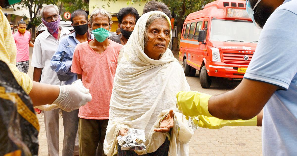 Invisible in the pandemic fires, a slow burn of hunger and distress across India