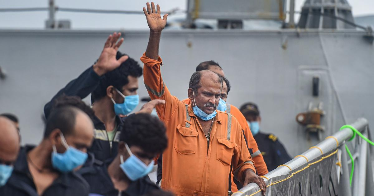 No closure for families, as 12 bodies lie unidentified a month after 86 died in ONGC cyclone tragedy