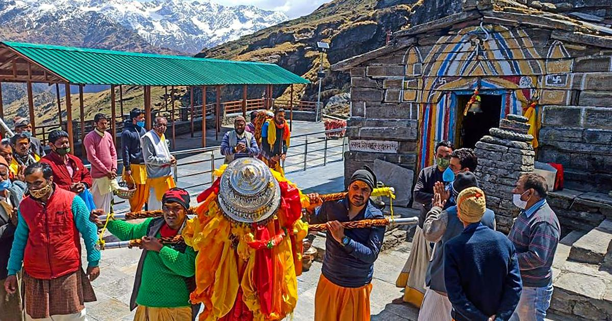 Uttarakhand HC lifts stay on Char Dham Yatra, allows only fully vaccinated people to visit shrines