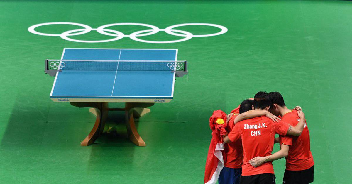 Olympic Games: Could China's incredible domination of table tennis come to an end at Tokyo 2020?