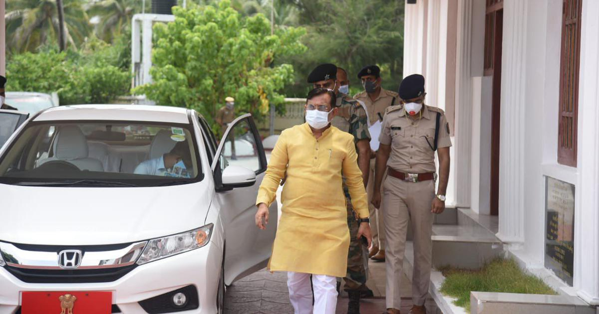 In idyllic Lakshadweep, Centre's controversial administrator is sparking tumult