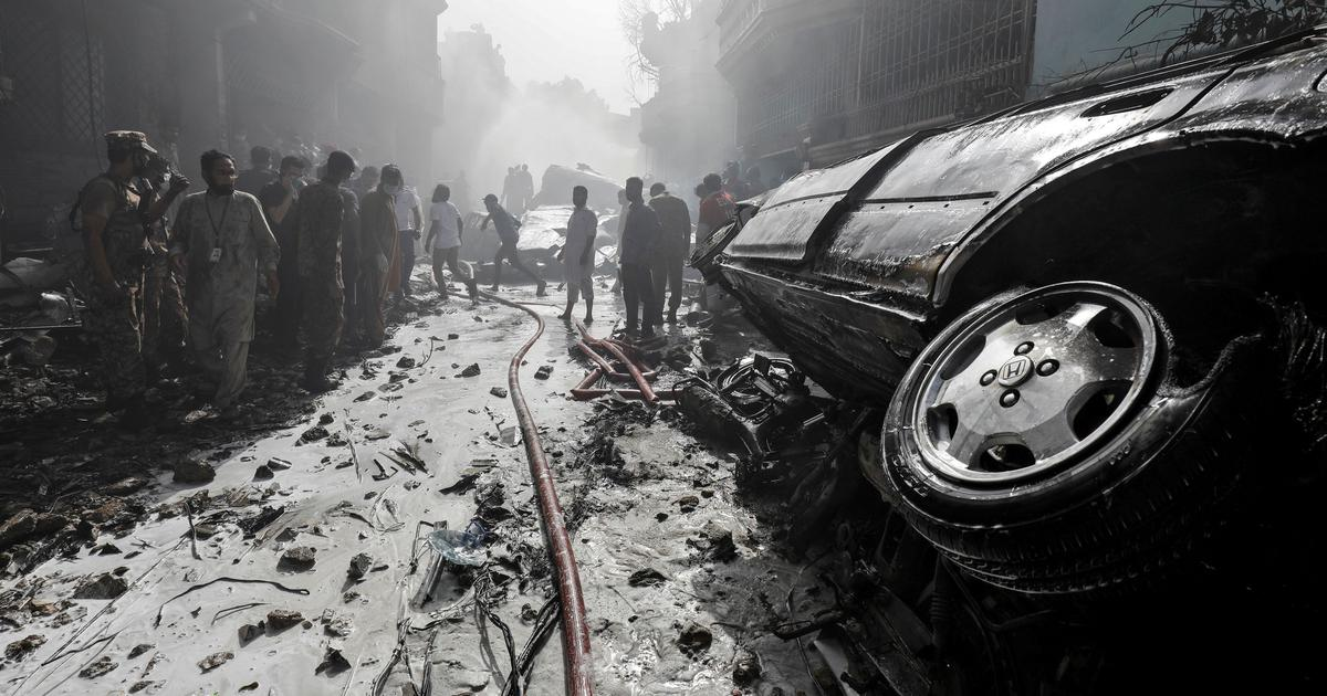 One year on, the families of Karachi plane crash victims are still living through a nightmare