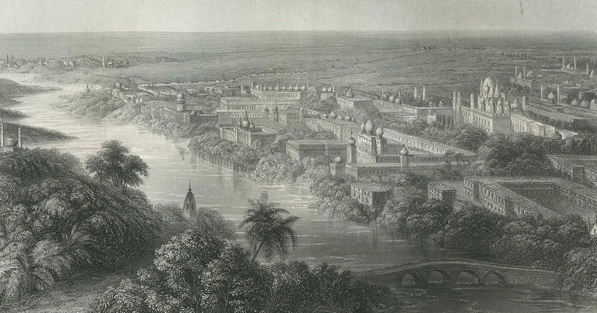 This biography of Lucknow dwells on its past to tell stories perilously close to being forgotten