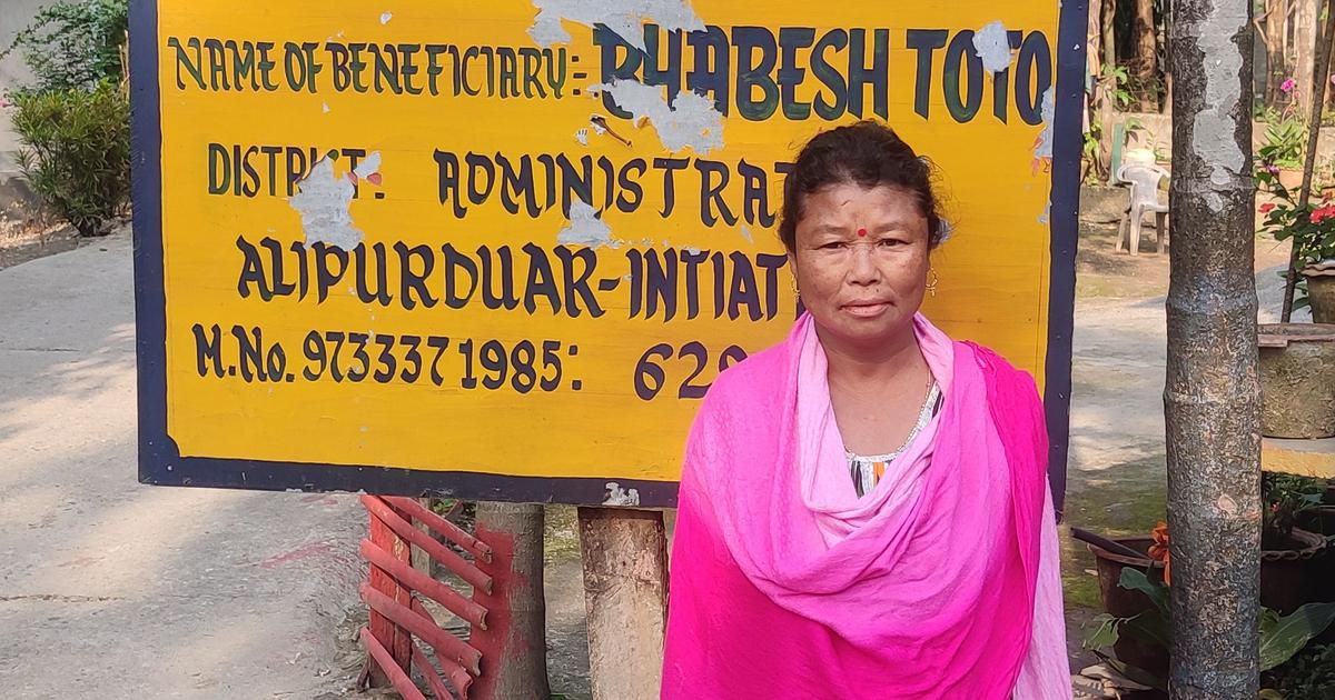 In West Bengal, mining pollution is threatening one of the world's smallest indigenous groups