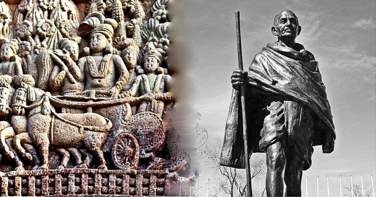 Why Emperor Ashoka and Mohandas Karamchand Gandhi are more similar than we might imagine
