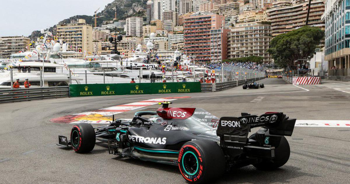 Watch: The incredible workload on a Formula One racer and why Monaco GP is as tough as it gets