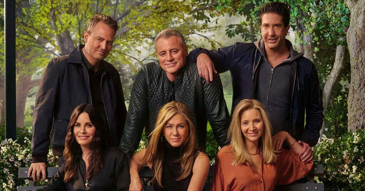 'Friends: The Reunion' review: Shiny and happy with a tinge of remorse