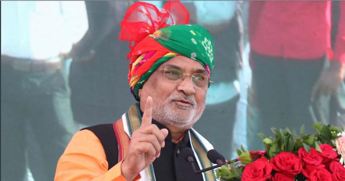 Lakshadweep: BJP is trying to improve lives, says administrator Praful Khoda Patel