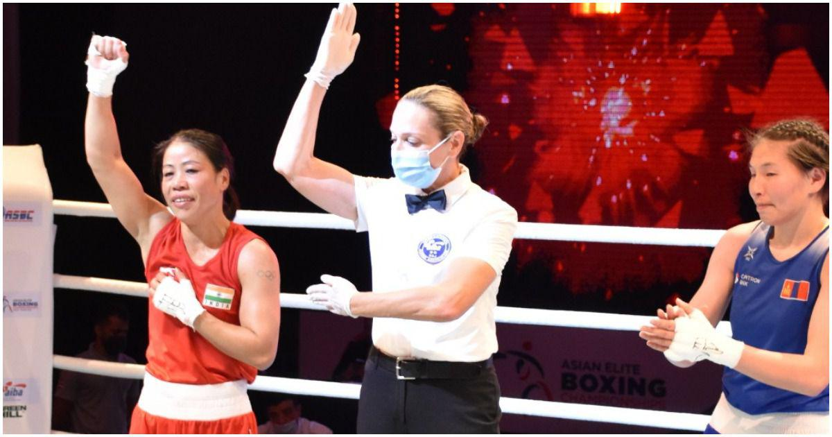 Asian Boxing C'ships semi-finals: Mary Kom on track for another gold medal, three others in final