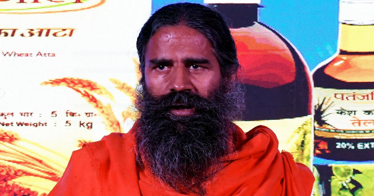 Ramdev says he will take Covid vaccine despite claiming that yoga, Ayurveda protected him