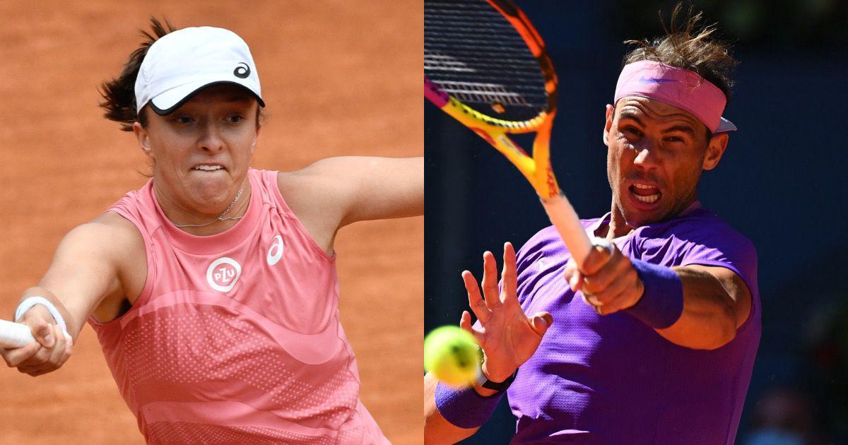 French Open, day 9 results: Novak Djokovic, defending champs Rafa Nadal, Iga Swiatek progress