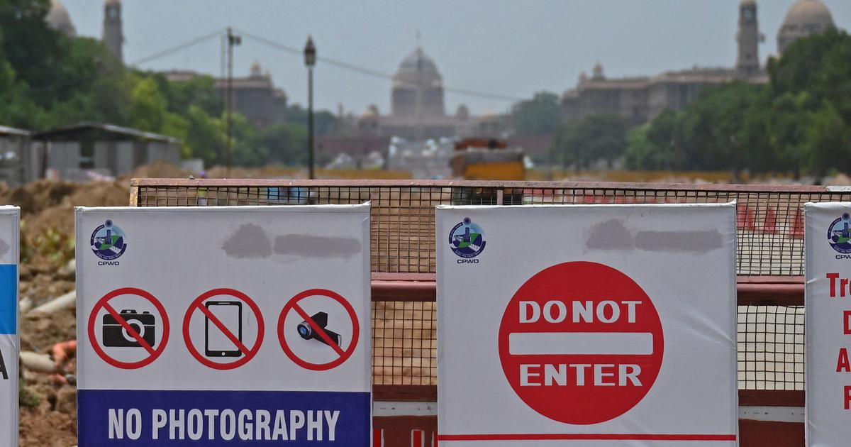 Central Vista: Delhi HC dismisses plea to stop construction, says project is essential