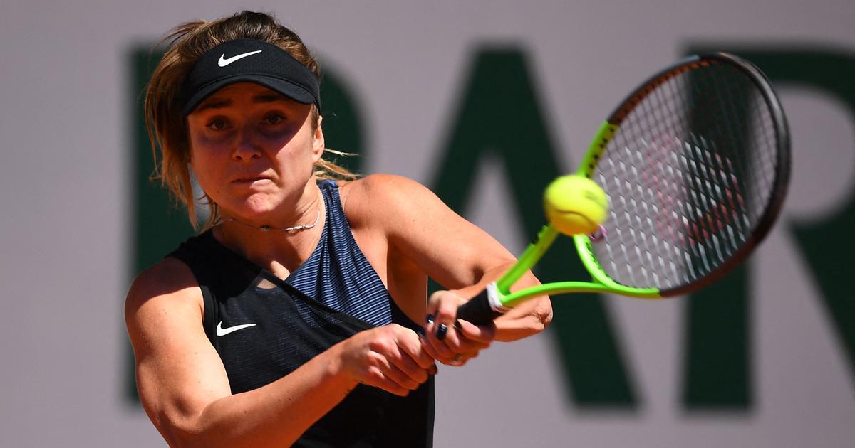 Tennis rankings: Svitolina jumps to fifth on WTA chart, Shapovalov heads towards top 10 on ATP list