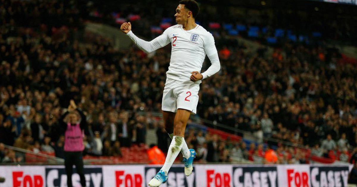 Euro 2020: Liverpool defender Alexander-Arnold makes the final cut for England's 26-member squad