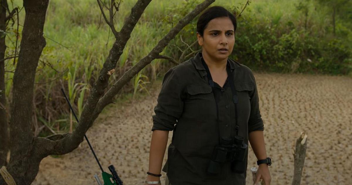 Watch: Trailer of 'Sherni', starring Vidya Balan as a forest officer, is out
