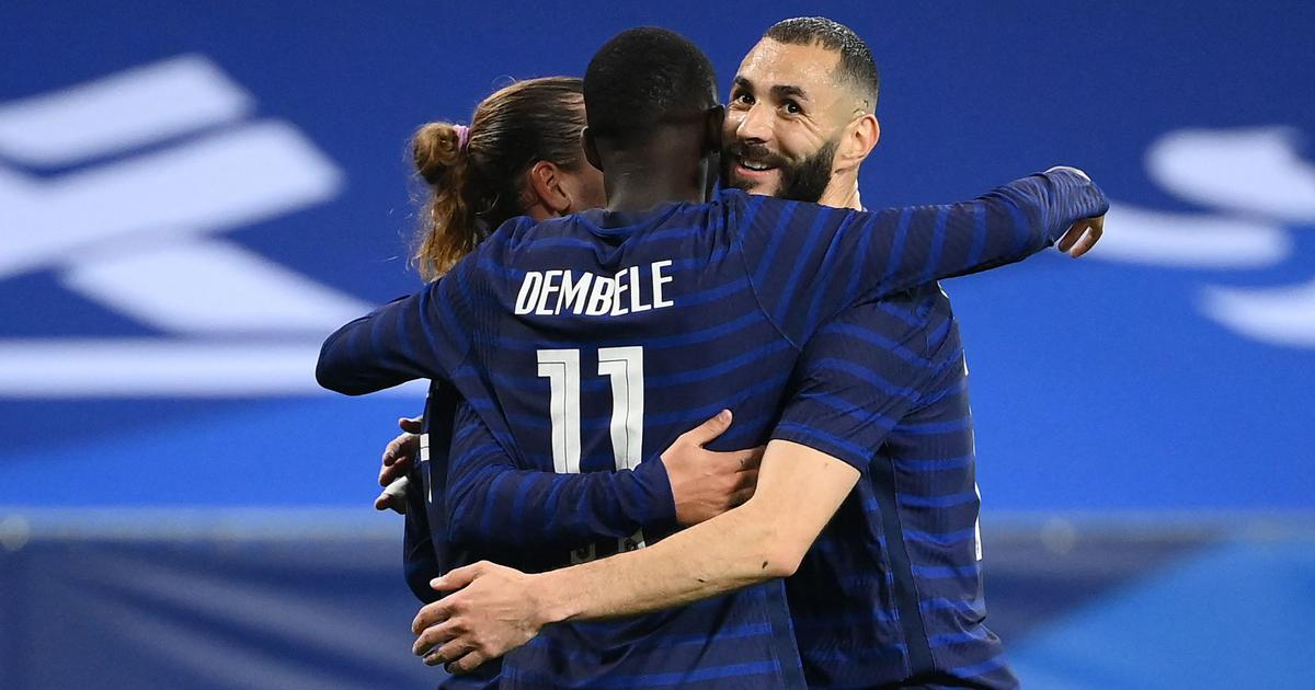 Euro 2020 warm-ups: Benzema misses penalty in France's thumping of Wales, England see off Austria