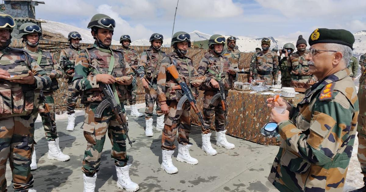 Decades of mistrust between India and Pakistan, can't lower guard in J&K, says Army chief