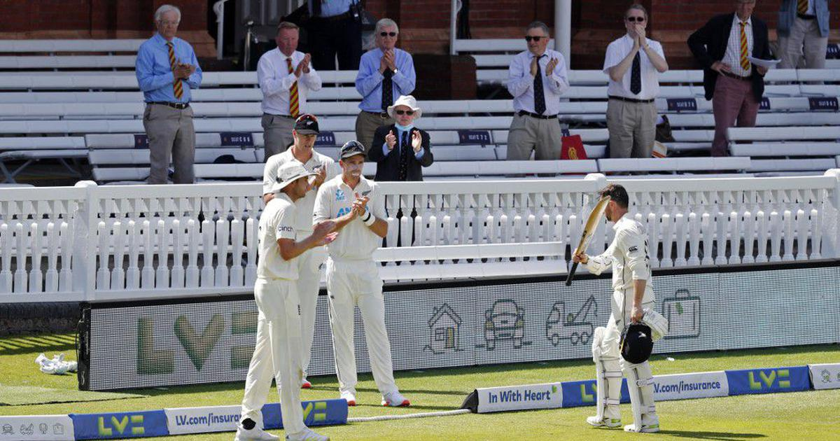 Watch highlights: Conway scores double ton on dream Lord's debut, England recover after early blows