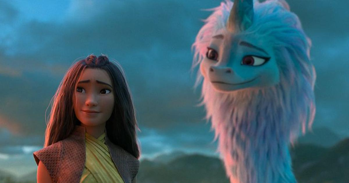 'Raya and the Last Dragon' review: A bright and heart-warming animated adventure