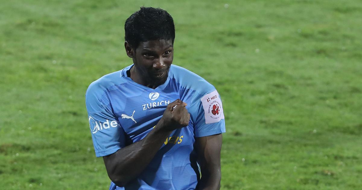 This club, it's my family: Midfielder Rowlin Borges extends contract with ISL champions Mumbai City
