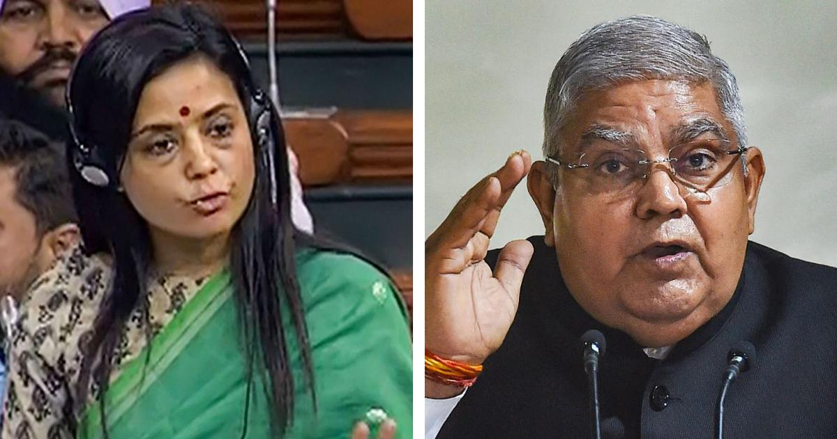 West Bengal: TMC's Mahua Moitra alleges people related to governor appointed in Raj Bhavan
