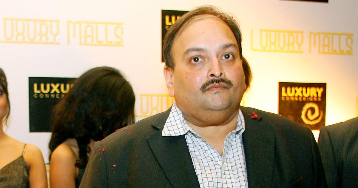 Mehul Choksi claims he was abducted, taken to Dominica to be interviewed by 'Indian politician'