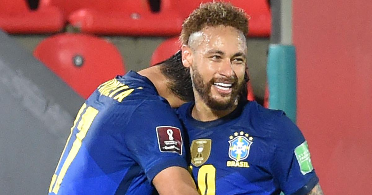 World Cup qualifiers: Neymar helps Brazil maintain perfect record, Argentina blow two-goal lead