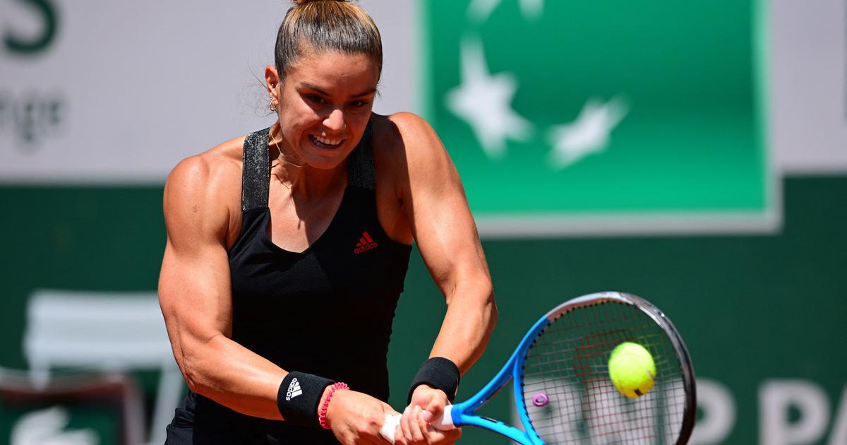 French Open: Maria Sakkari downs defending champion Iga Swiatek to reach first semi-finals