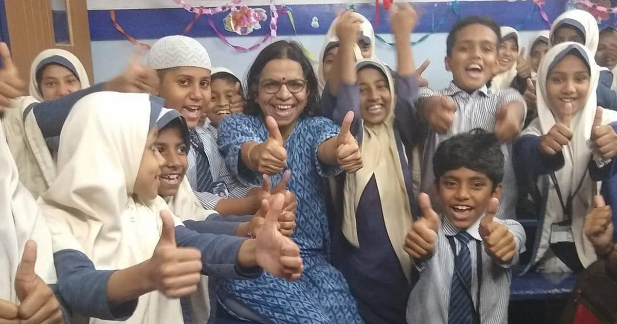 Padma Baliga was on a mission to set up classroom libraries, till Covid-19 stopped her forever