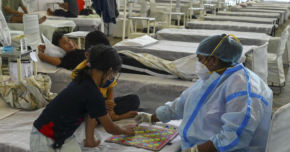 Coronavirus: India registers 43,654 new infections in the last 24 hours