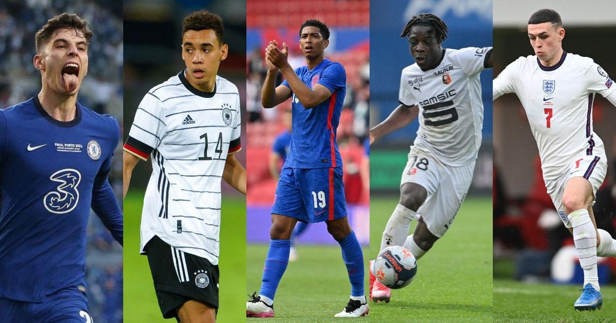 Euro 2020: From Jamal Musiala to Jeremy Doku to Jude Bellingham – young footballers to watch out for